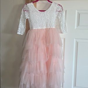 Other - Girls flower girl dress
